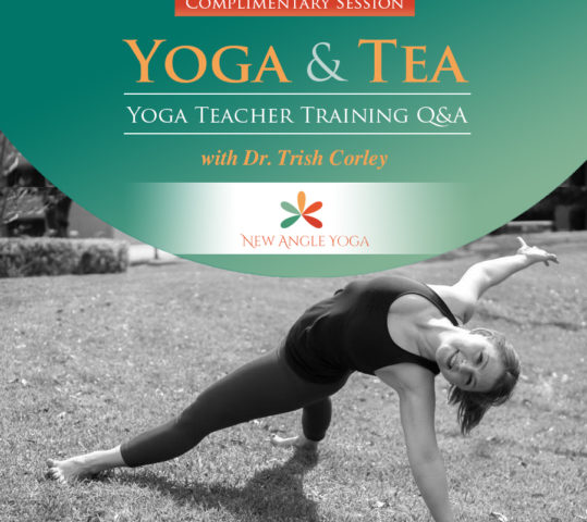 FREE Yoga and Tea: Information Sessions for YTT