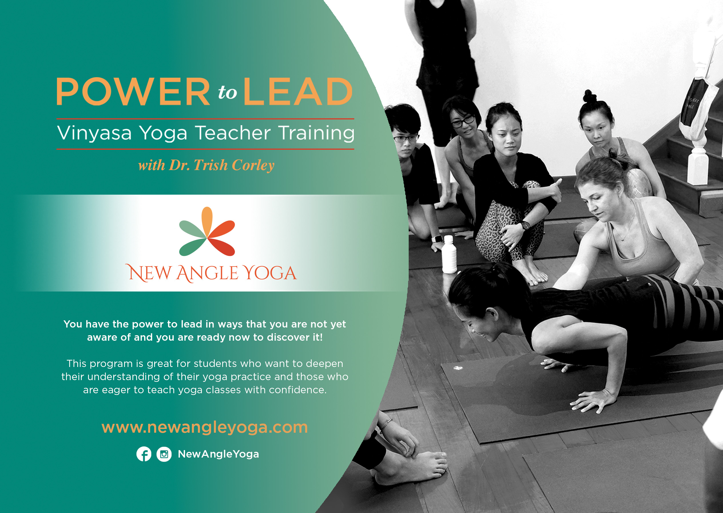 Singapore Yoga Teacher Training
