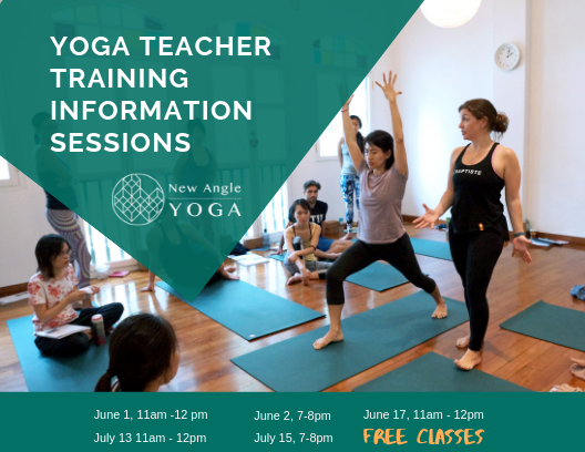 Yoga Teacher Training Information Sessions